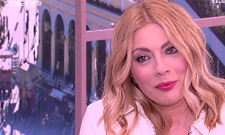 Σμαράγδα Καρύδη: «Δεν με προσβάλει αν ο άλλος με βλέπει ως σεξουαλικό αντικείμενο»