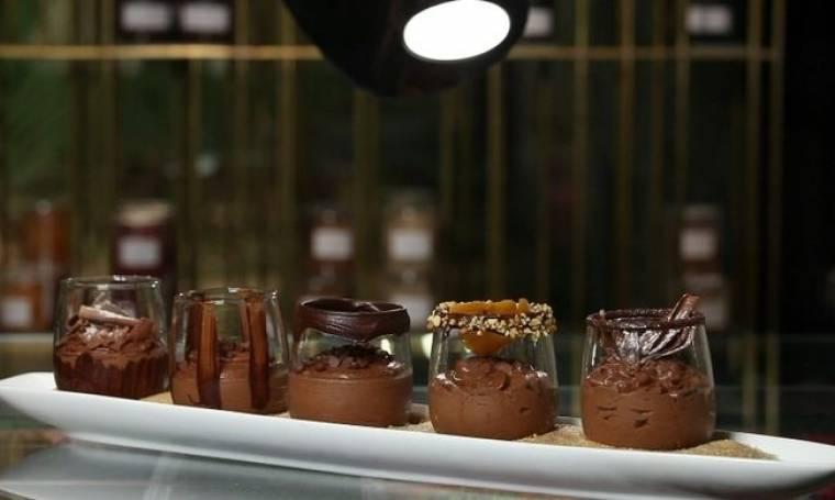 «Γλυκές Αλχημείες»: H σοκολάτα πρωταγωνιστεί!