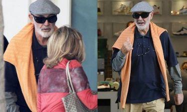 Sean Connery: Στα 83 του παραμένει γόης!