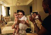 Απίστευτο: Η Nori «μούσκεψε» τον μπαμπά της την ώρα της φωτογράφησης για τη Vogue!