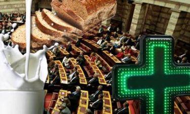 Ξεκινά η τριήμερη μάχη για το πολυνομοσχέδιο στη Βουλή