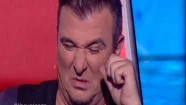 The Voice: Σοκαρισμένοι οι coaches, αηδιασμένος ο Ρέμος!