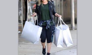 Το έριξε στα ψώνια για να ξεπεράσει το διαζύγιό της…