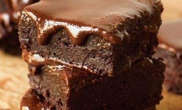 Η καλύτερη συνταγή για brownies έβερ