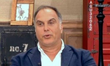 Στέφανο Σαρτίνι: Ποια θεωρεί άξια «διάδοχο» της Κορομηλά;