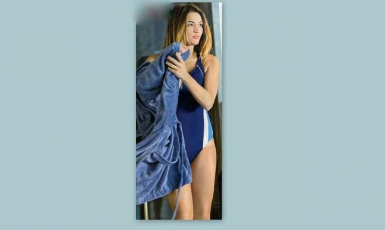 Ελένη Τσολάκη: Διατηρεί την σιλουέτα της με κολύμπι