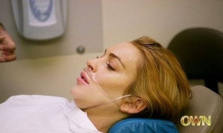 Lindsay Lohan: Πήγε στον οδοντογιατρό και ζήτησε να της χορηγήσουν ισχυρή δόση ναρκωτικών