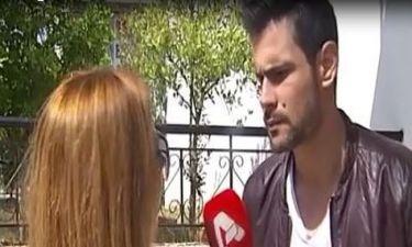 Δημήτρης Ουγγαρέζος: «Άσπρισαν τα μαλλιά μου τα τελευταία χρόνια»