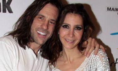 Μάκης Σούλης: «Ο έρωτάς με την Μαρία-Ελένη μας υπήρξε κεραυνοβόλος, γι' αυτό και συγκατοικήσαμε αμέσως»