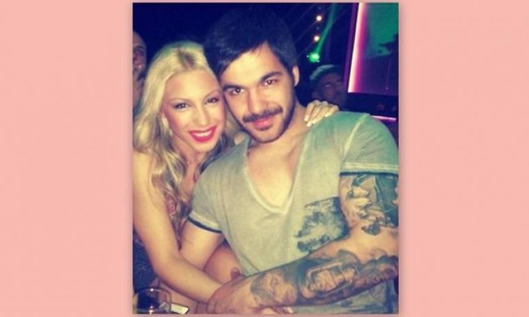 Η Καρλάκη και ο αγαπημένος της «χτύπησαν» tattoo για τον έρωτά τους