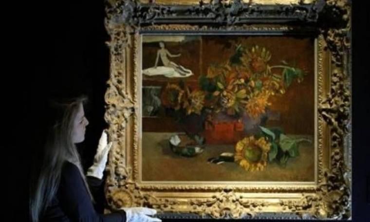 Σε κουζίνα... εργάτη υπήρχαν πίνακες που είχαν κλαπεί πριν 40 χρόνια!