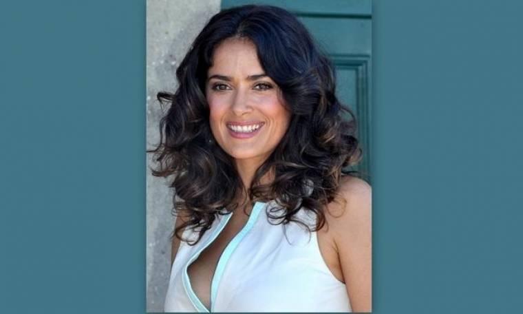 Salma Hayek για «Downton Abbey»: «Θα σκότωνα για έναν ρόλο»