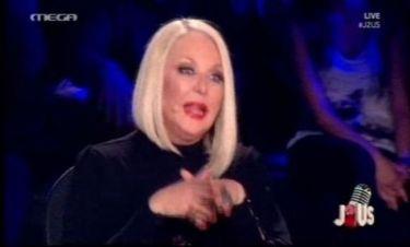Η Κορομηλά «κάρφωσε» το The Voice και «απείλησε» με αποχώρηση από το Just The Two Of Us