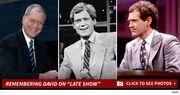 David Letterman: Ανακοίνωσε ότι αποσύρεται από την TV!