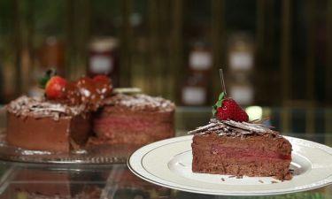 Γλυκά με φράουλες από τον Στέλιο Παρλιάρο!
