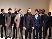 «Μεγαλοπρεπείς άντρες» στο GQ