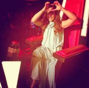 Backstage φωτογραφίες από το δεύτερο live του «The Voice»
