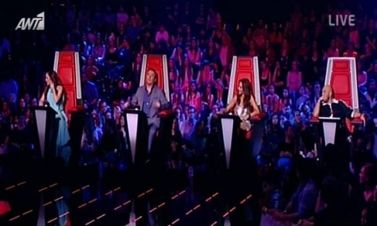 «The Voice»:  Αυτοί προχωρούν στο επόμενο live!