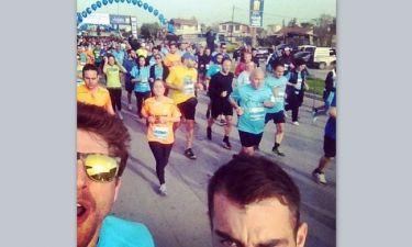 Ο Γιώργος Μανίκας τρέχει στον Μαραθώνιο της Θεσσαλονίκης!