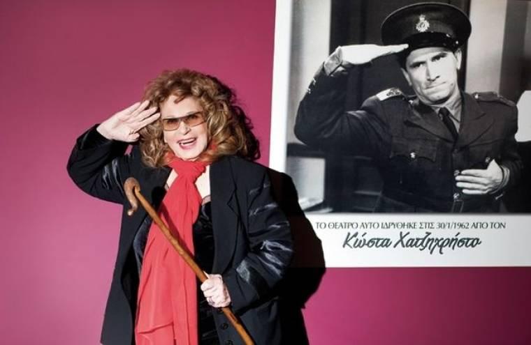Δέσποινα Στυλιανοπούλου: Η πρώτη της ταινία και το τέλος της συνεργασίας με την Αλίκη Βουγιουκλάκη