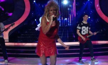 Γιάννης Σαββιδάκης: Αποθεώθηκε ως Tina Turner