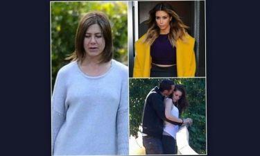 Το μαύρο χάλι της Aniston, ο τρόμος που σπέρνει η Kardashian και τα σημάδια της απιστίας