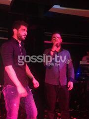 Σταύρος Κωνσταντίνου-Αλχημιστές: Μαζί on stage στην Κύπρο