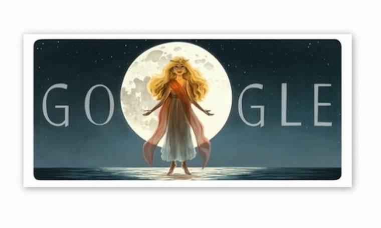 Αφιερωμένο στον Διονύσιο Σολωμό το doodle της Google