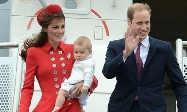 Αυτή είναι η νταντά του πρίγκιπα George