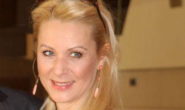 Κατερίνα Γκαγκάκη: «Θεωρώ ότι η Ζέτα είναι πολύ καλή και ευέλικτη παρουσιάστρια»