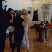 Ρούλα Κορομηλά: Τι θα φορέσει στο επόμενο Just The Two Of Us