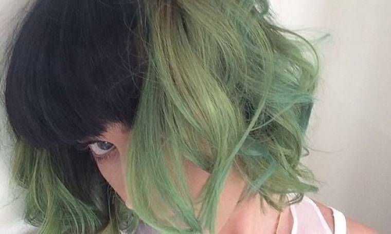 Και όμως… τα έβαψε πράσινα!
