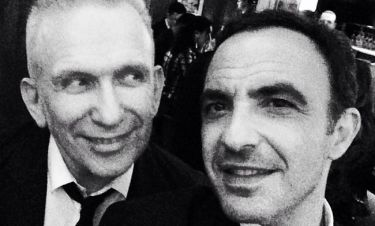H selfie του Αλιάγα με τον Γκοτιέ!