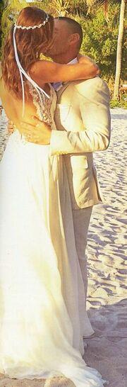 Η πρώην σύντροφος του George Clooney παντρεύτηκε!