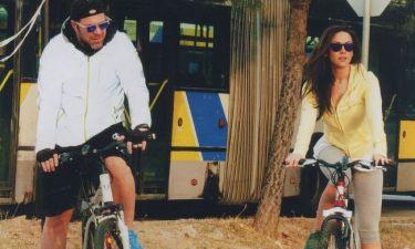 Χολίδης – Μουστάκα: Ποδηλατάδα για… ερωτευμένους!