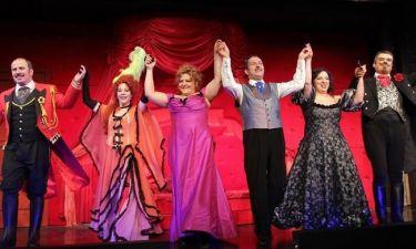 Αυλαία στο θέατρο «Αλίκη»- Δεν καταστράφηκαν τα αντικείμενα της Βουγιουκλάκη
