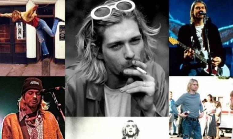 Kurt Cobain: Ο outsider που έγινε fashion icon