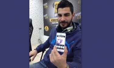 Σταύρος Κωνσταντίνου: Σε ποιον έκανε πρόταση συνεργασίας on air;