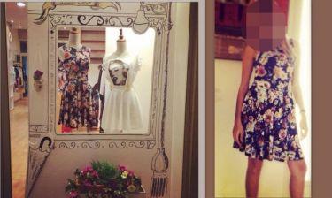 Πρωταγωνίστρια του «Μπρούσκο» άνοιξε τη δική της μπουτίκ ρούχων