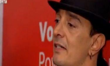 Μπέκε για την αποχώρησή του από το The Voice: «Νιώθω σκ@τ@! Χάλια!»