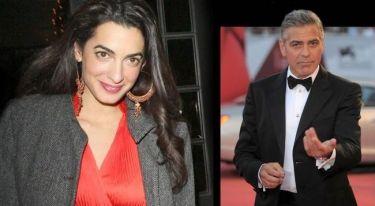 George Clooney: Η σύντροφός του πίσω από τις δηλώσεις του για την επιστροφή των μαρμάρων το Παρθενώνα!