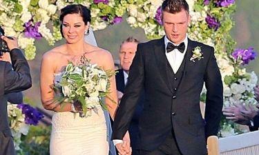 Παντρεύτηκε ο Nick Carter των «Backstreet Boys» (φωτο)