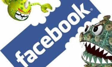 Νέος ιός στο Facebook «εκθέτει» τους χρήστες