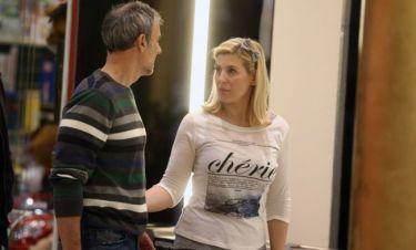 Ράνια Θρασκιά: Πασχαλινά ψώνια με τον σύζυγό της