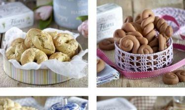 Πάσχα 2014: Οι 4 καλύτερες συνταγές για μοσχομυριστά κουλουράκια που θα φτιάξετε φέτος!