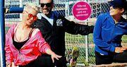 Ράνια Κωστάκη: «Λιώνει» στην… γυμναστική