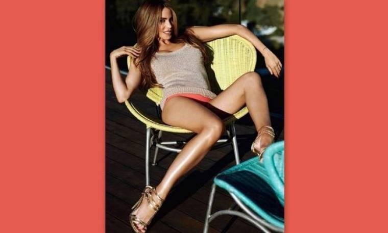 Sofia Vergara: «Εκνευρίζομαι όταν μιλάνε μόνο για το στήθος μου, έχω επίσης υπέροχα οπίσθια»