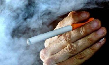 Έκρηξη συστήματος παροχής οξυγόνου από ηλεκτρονικό τσιγάρο!
