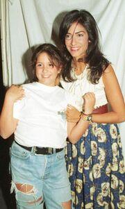 Flashback: Δείτε τη Σοφία Καρβέλα σε ηλικία 10 ετών στρουμπουλή και γλυκούλα!