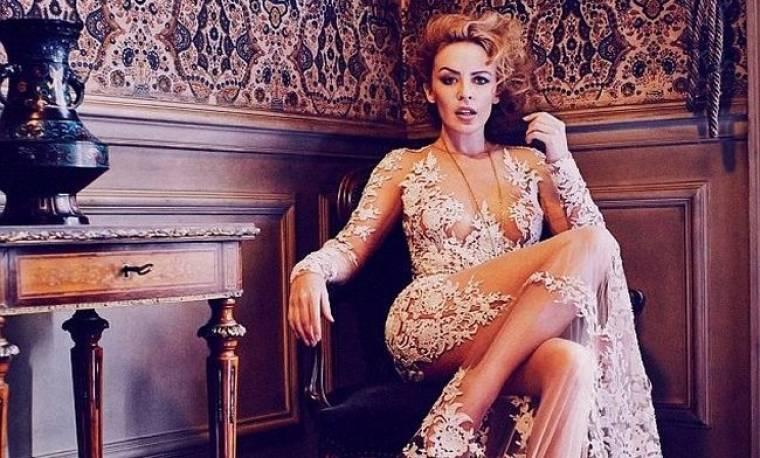 Kylie Minogue: Φλέρταρε ή όχι με παίκτη του The Voice;